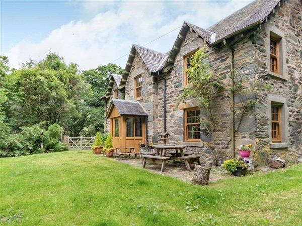 Grantully Cottage in Aberfeldy, Perthshire
