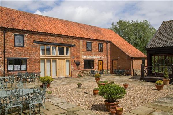 Great Barn from Norfolk Hideaways