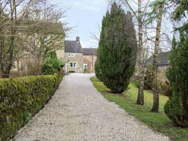 Green Farm Cottage in Derbyshire