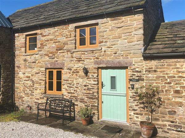 Green Farm Holiday Cottages - The Pig Sty in Derbyshire