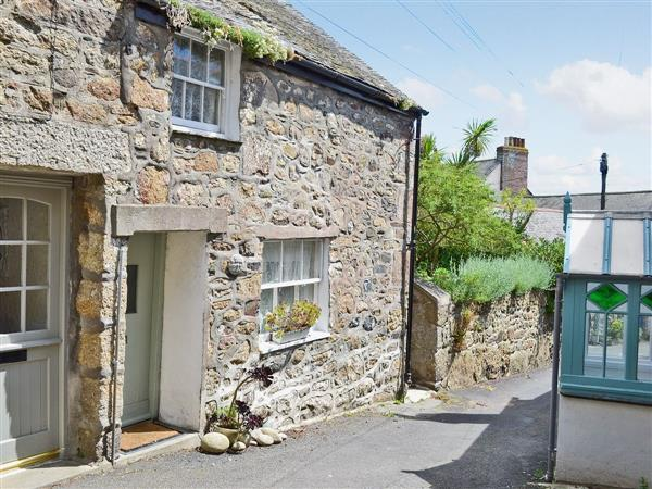 Green Man Cottage in Cornwall
