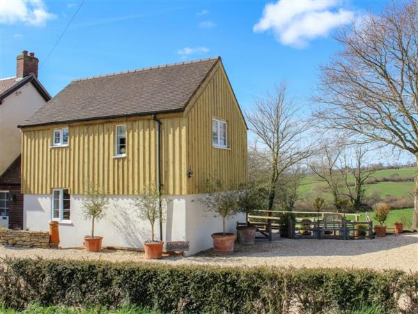 Green Oak Cottage in Dorset
