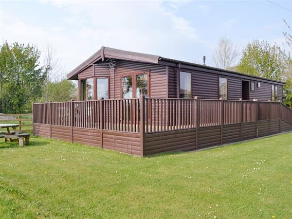 Green View Lodges - Skiddaw Lodge in Cumbria
