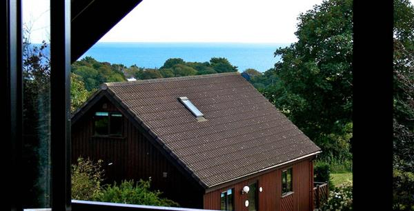 Greenaway Lodge in Cornwall