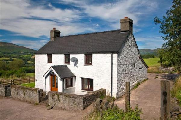 Greengage Cottage in Powys