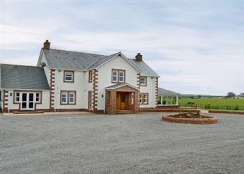 Greenswangs House in Dumfriesshire