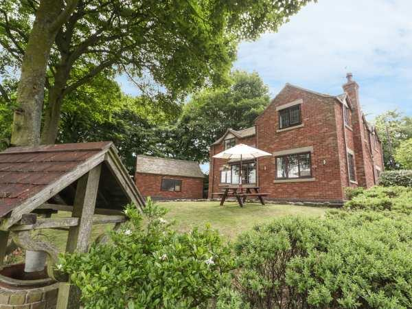 Greenway Cottage in Staffordshire
