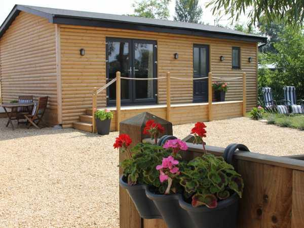 Greenways Log Cabin in Gloucestershire