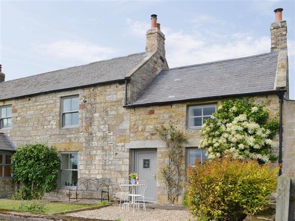 Greenyard Cottage in Northumberland