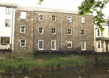 Greta Side Court Apartments no 4 in Cumbria