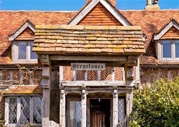 Greystones in Hampshire