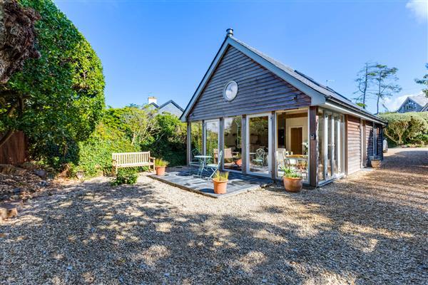 Greystones Studio in Cornwall