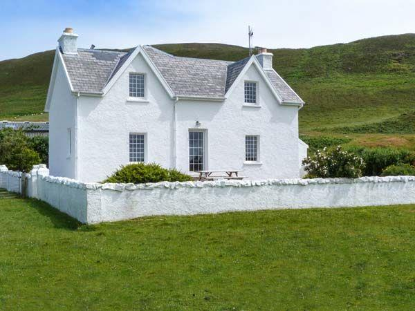 Grigadale House in Argyll