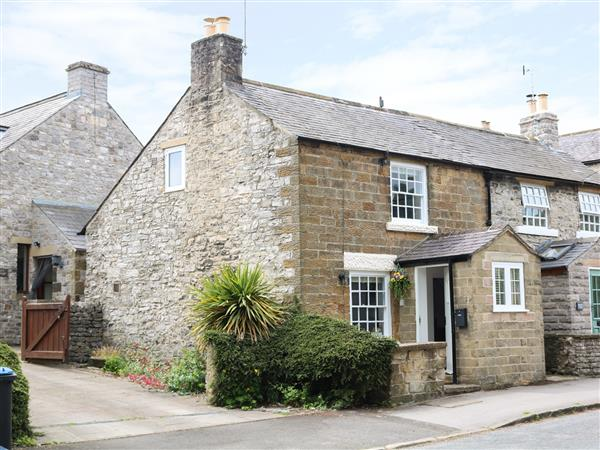 Gritstone Cottage in Derbyshire