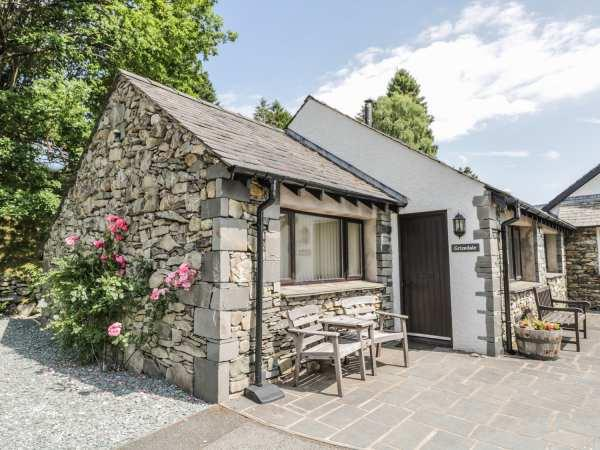 Grizedale Cottage in Cumbria