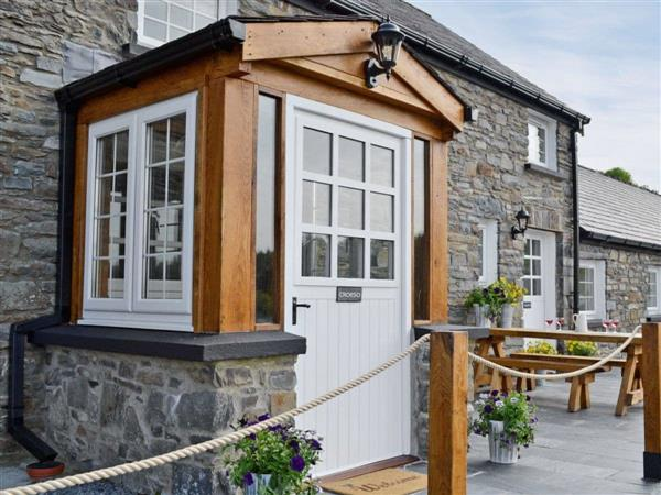Grofftau Cottages - Golygfar Mynydd in Dyfed