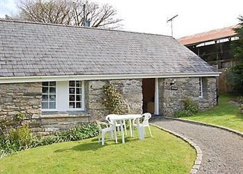 Grooms Cottage in Cornwall