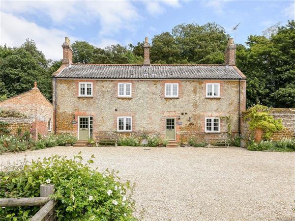 Grooms Cottage in Norfolk