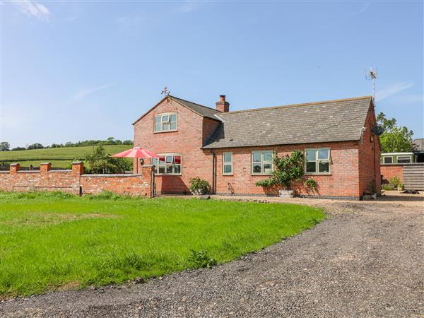 Grooms Cottage in Leicestershire