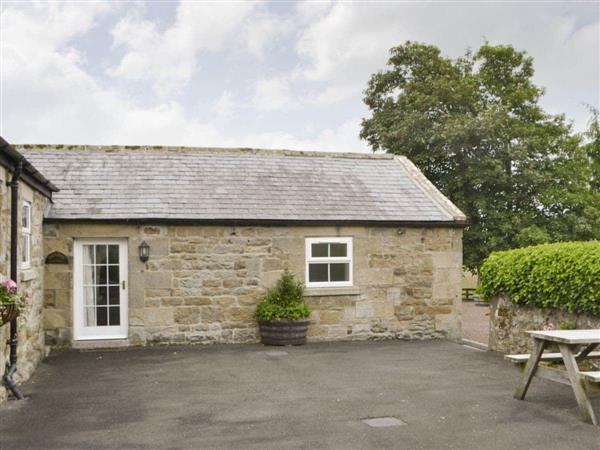 Grooms Cottage in Northumberland