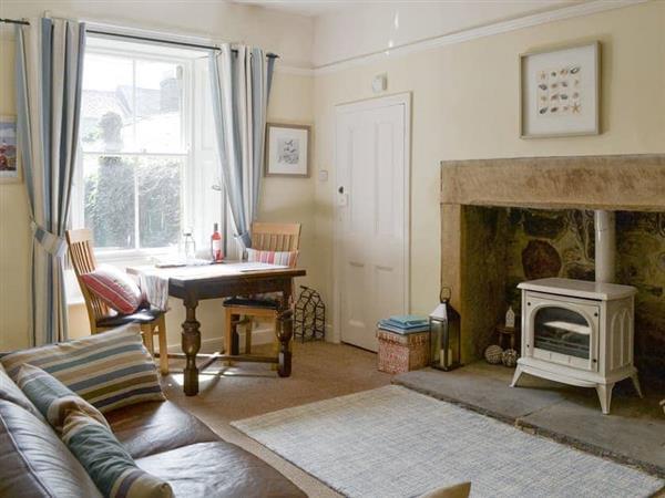 Grosvenor Cottage in Northumberland