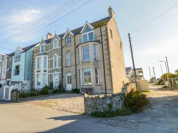 Ground Floor Flat at Wylfa in Gwynedd