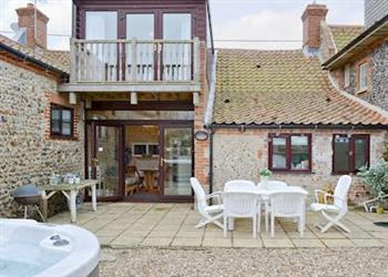 Gull Cottage in Morston near Wells-next-the-Sea, Norfolk