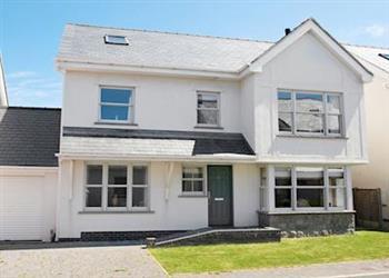 Gull House in Gwynedd