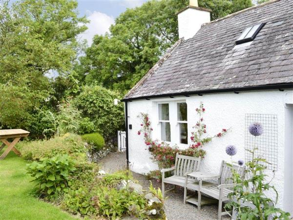 Gullieside Cottage in Kirkcudbrightshire