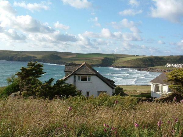 Gullsway - September Tide in Cornwall