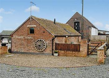 Gumburn Farm Barn in Worcestershire