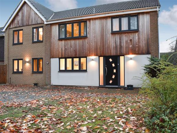 Gunton Wood House in Lowestoft, Suffolk