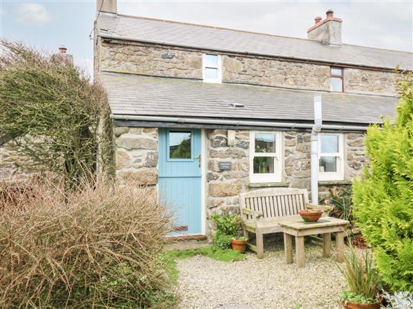 Gurnard's Cottage in Cornwall