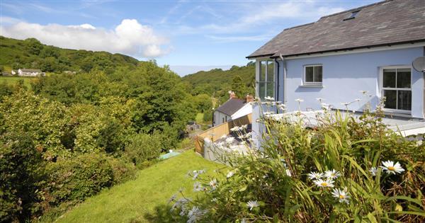 Gwaun View in Dyfed