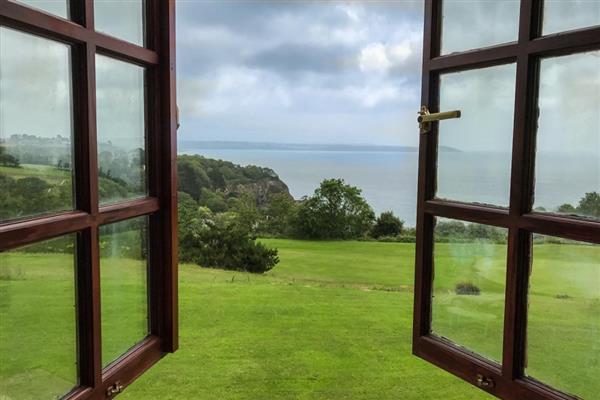 Gwel Golf in St Austell, South Cornwall