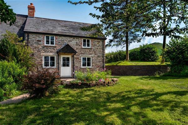 Gwyn's Cottage in Talgarth, Powys