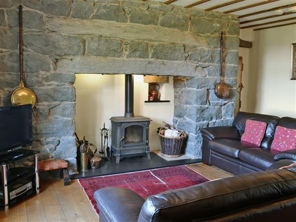 Gwynfryn Farm Holidays - Farmhouse Wing in Gwynedd