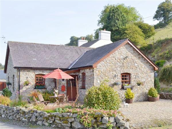 Gwynion Llethri Barn in Dyfed