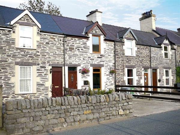 Gwyrfai Cottage in Gwynedd