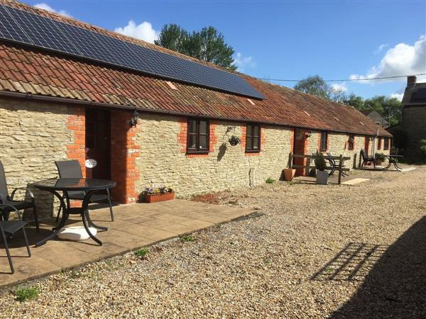 Hackthorne Farm Cottages - Cowslip in Somerset