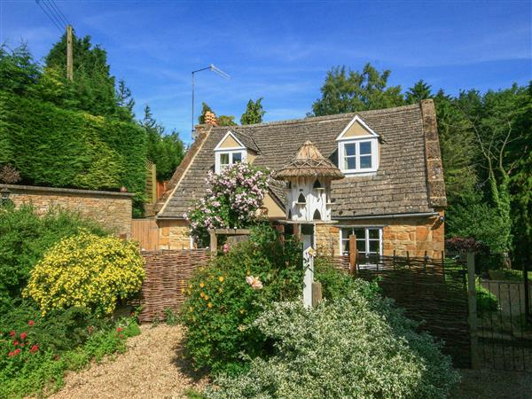 Hadcroft Cottage in Gloucestershire