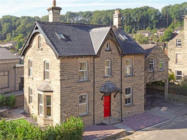 Haddon Villa in Derbyshire
