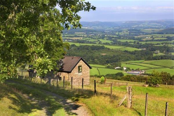 Hafod-y-blodau in Powys