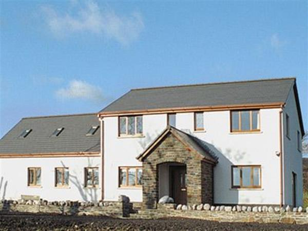 Hafodwen in West Glamorgan