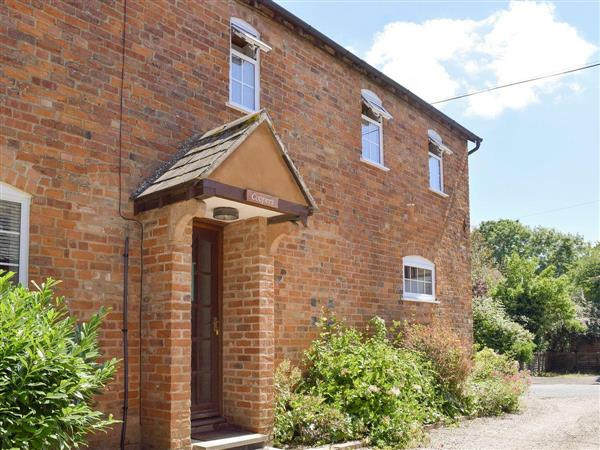 Hall Farm Cottages - Coopers Cottage in Worcestershire