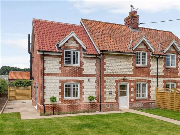 Hall Lane Cottages - Sea Lavender Cottage in Thornham, near Kings Lynn, Norfolk