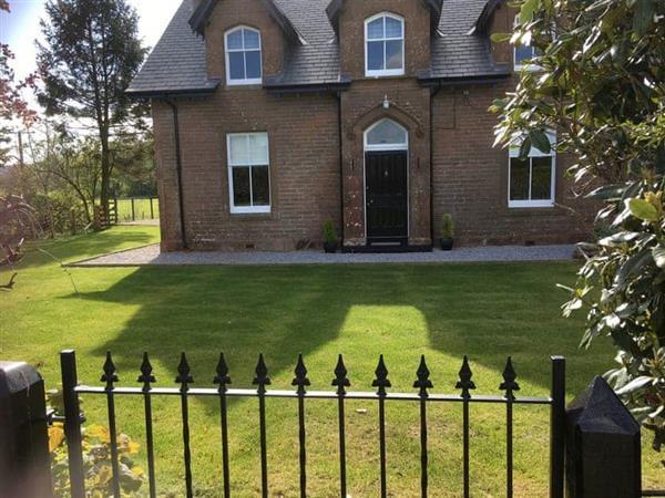 Halleaths Home Farm in Dumfriesshire