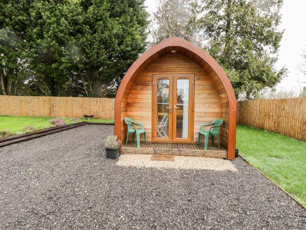 Halmore Pod from Sykes Holiday Cottages