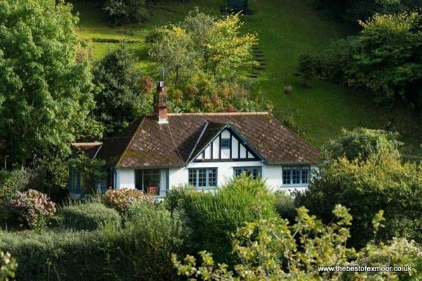 Halsecombe Cottage in Somerset