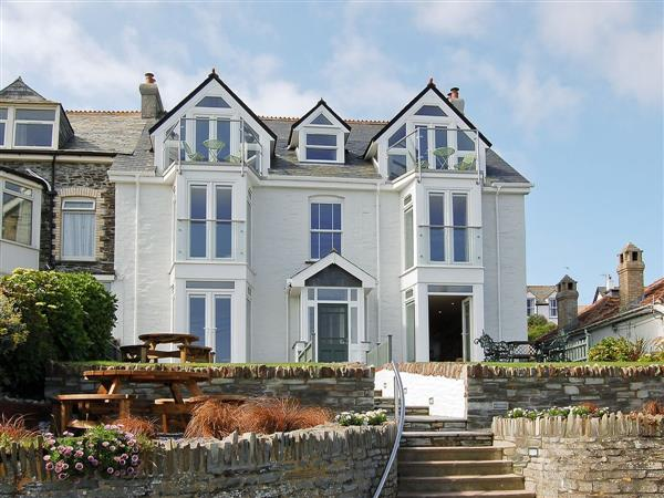 Halycon Apartment - Apartment Two in Cornwall